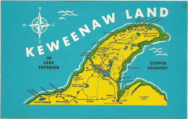 Keweenaw Peninsula Land